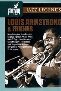 Various Artists - Jazz Legends: Louis Armstrong & Friends