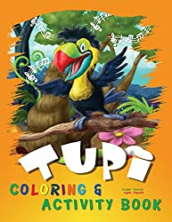 Tupi: Coloring & Activity Book