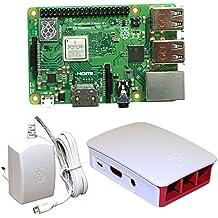 """Raspberry Pi 3 Model B+ Bundle """"S"""" (weiß)"""