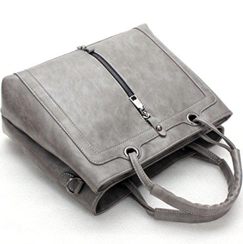 Borse Da Scrub Borsa Diagonale Multi-borsa A Spalla Gray