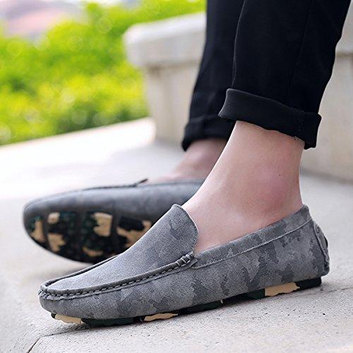 Miyoopark ,  Herren Sneaker Low-Tops Grau