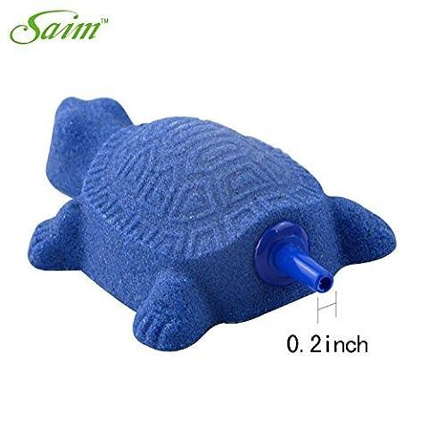 Saim Turtle Shape Aquarium Fish Tank Air Stone Diffusers