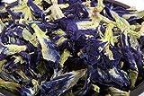 Clitoria Ternatea, Organic Butterfly Pea, Natural Cocktail colorant, Organic Tea, Thai Herbal Tea, Fair-trade, Flower Tea (25