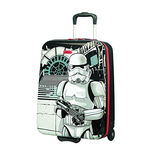 American tourister - Disney New Wonder - Star Wars Maleta Upright 55/20, 55 cm, 32.5 L, 3.1 KG Multicolour (Star Storm Trooper)