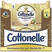 Cottonelle Feuchte Toilettentücher mein Spa Erlebnis mit Seah Butter (42 Tücher), 12 Stück