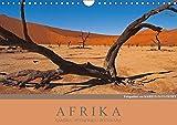 Afrika Impressionen. NAMIBIA - SÜDAFRIKA - BOTSWANA (Wandkalender 2019 DIN A4 quer): Wildlife und atemberaubende Landschaften (Monatskalender, 14 Seiten ) (CALVENDO Orte) -