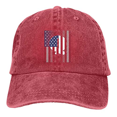 Q Anon T-Shirt Big Q American Flag Adjustable Sport Jeans Baseball Golf Cap Hat Unisex Style - Flag Shirt Fall Out Boy