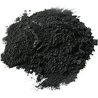 Poudre de charbon actif - 25/50 gr - utilisation dans les masques, enveloppements corporels, gommages, formulations…