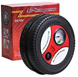 Best Tire Air Compressor - N M Z Mini DC 12V Electric Car Review