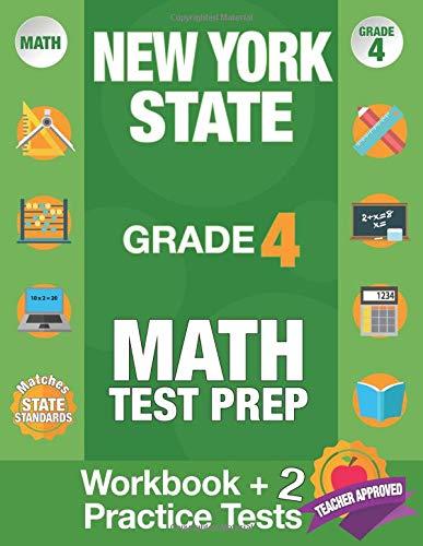 New York State Grade 4 Math Test Prep: New York 4th Grade Math Test Prep Book for the NY State Test Grade 4. por Origins Publications