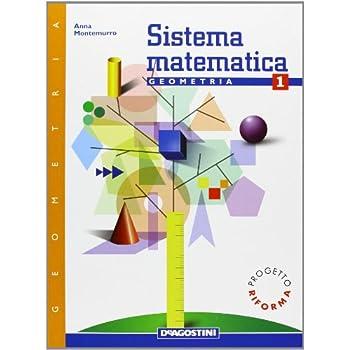 Sistema Matematica. Geometria. Per La Scuola Media: Sistema Mat. Geom. 1