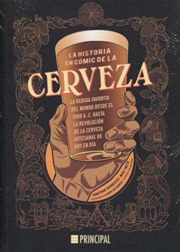 La historia en cómic de la cerveza (Principal Gráfica) por Jonathan Hennessey