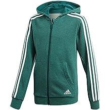 Adidas Mit Trainingsjacke Oben Boys Sweatjacke Performance strhQdCBox