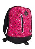 Nike YA CHEYENNE PRINT BP Backpack, Unisex Childs, Pink (Vivid Pink/Black/Matte Silve...