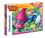 Clementoni Puzzle 104 Piezas You'Re Invited to This Party Trolls (27961.6)