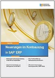 Neuerungen im Kontoauszug in SAP ® ERP