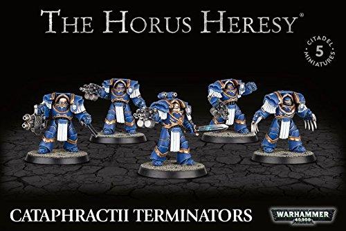 Warhammer 40k The Horus Heresy: Mark IV Space Marines by Warhammer