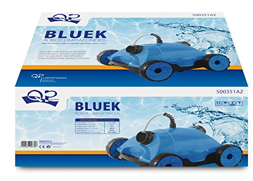 Productos QP Limpiafondos electrico Bluek