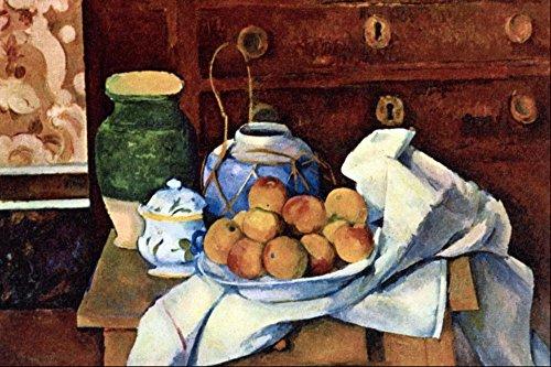 Das Museum Outlet–Stillleben mit Kommode von Cezanne–Poster Print Online kaufen (76,2x 101,6cm)
