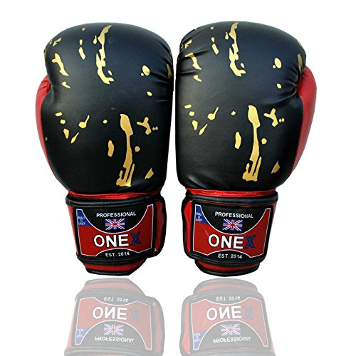 onex-enfant-cuir-synthetique-lourd-kickboxing-cible-formation-sur-punching-mitts-sac-mma