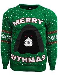 Offizieller Star Wars-Aufsteller, Motiv Merry Christmas Jumper Sithmas