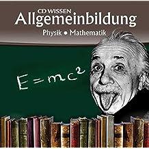 CD WISSEN - Allgemeinbildung - Physik - Mathematik, 1 CD