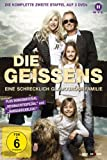Die Geissens - Eine schrecklich glamouröse Familie: Die komplette zweite Staffel [3 DVDs]