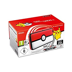 Console Videogames Nintendo New 2DS XL Poké Ball – Limited Edition