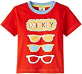 Disney Mickey Baby Boys' T-Shirt (BLJ716...