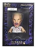 "Buffy the Vampire Slayer 4.5"" Spike Titan Vinyl Figure (Horror Block Exclusive)"