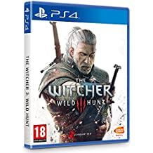 The Witcher 3: Wild Hunt (Playstation 4) [UK IMPORT]