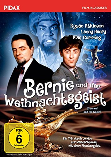 Bernie und der Weihnachtsgeist (Bernard and the Genie) / Komödie mit MR. BEAN - Star Rowan Atkinson und Alan Cumming (Pidax Film-Klassiker) Lill Studio