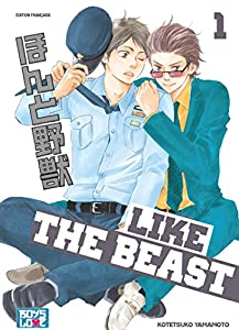 Like The Beast Edition simple Tome 1