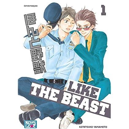 Like The Beast - Tome 01 - Livre (Manga) - Yaoi