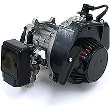 Pocket Bike-Motor de 2 tiempos de 49c.c. para minimotos, minimotos de cross, miniquads y pit bikes, con carburador y tirador