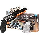 Pistolet Revolver à bille d'EAU - NOUVEAU - 25 CM + 150 Billes d'eau