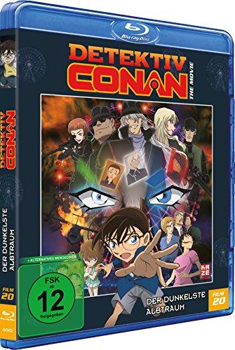 Detektiv Conan – 20. Film: Der dunkelste Albtraum [Blu-ray]