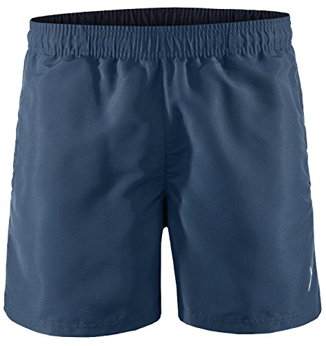OUTHORN Shorts Herrenhose BASIS Kurze Hose Herren Sporthose Bermuda Fitnesshose Trainingshose Innenslip Joggingshose SKMT600 SS17 (grau, L) (Basis Kurze)