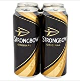 Strongbow Original Cider Cans 48 x 500ml