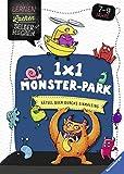 1x1 Monster-Park: Rätsel quer durchs Einmaleins (Lernen Lachen Selbermachen)