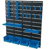 Panneau de rangement d'outils (18 pièces) Draper 22295