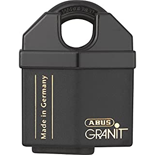 Abus  37/60  Granit Insurance Padlock Closed Shackle