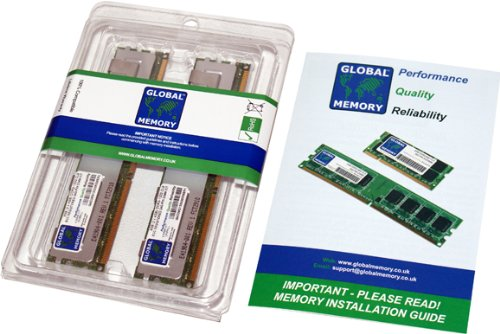 Best 32GB (2 x 16GB) DDR3 1066MHz PC3-8500 240-PIN ECC REGISTERED DIMM (RDIMM) MEMORY RAM KIT FOR APPLE MAC PRO (EARLY 2009 – MID 2010 – MID 2012) Reviews