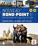 Nouveau Rond-Point 1 livre + cd (February 02,2011)