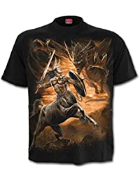 Spiral Men - Centaur Slayer - T-Shirt Black