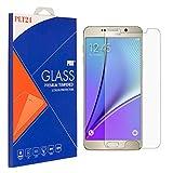PLT24 Panzerglas 9H Hartglas Displayschutzglas Schutzfolie für Samsung Galaxy Note 5 - 2