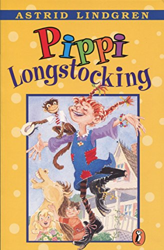 Pippi Longstocking (Puffin books)