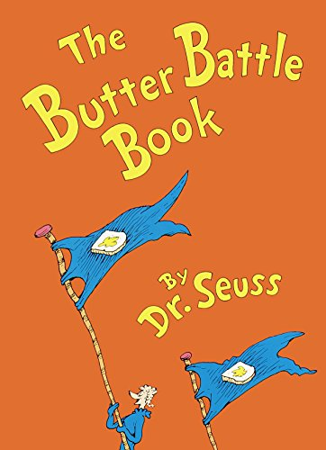 The Butter Battle Book (Classic Seuss) (English Edition)