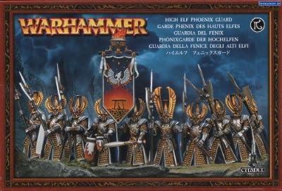 Gardes Phénix - Warhammer