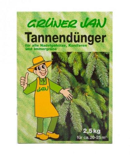 gruner-jan-tannendunger-25-kg